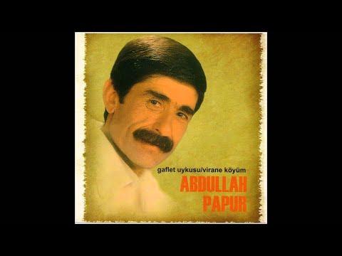 Abdullah Papur - Bir Bayramda Gülemedim Dinle mp3 indir