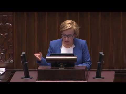 Paulina Hennig Kloska – wystąpienie z 14 grudnia 2017 r.