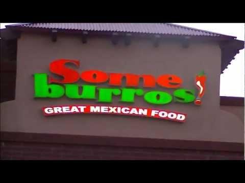 Alphabet Soup: Mexican Restaurants