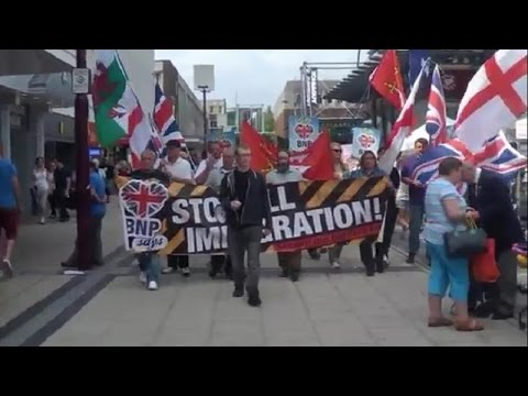 Stop all Immigration March, Basildon