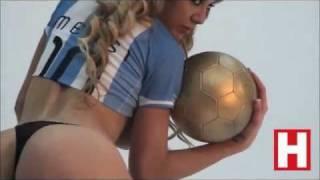 Hot & y Argentine girls in Bikini - Hermanas Pombo - Seleccion Argentina