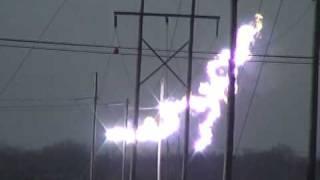 electric arc 138 kv