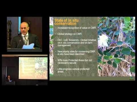 Current Status and Trends in World Plant Genetic Resources and their Implications for Jordan