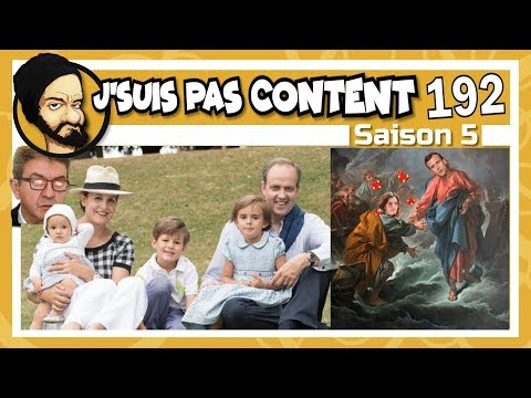 J'SUIS PAS CONTENT ! #192 : Macron VS Education, Schiappa in love & Mélenchon le chansonnier !