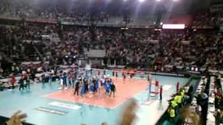 Campionati del Mondo di Volley 2010 - Italia - Usa ( Festa Finale )
