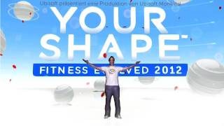 YOUR SHAPE Fitness Evolved 2012 Gameplay - SiriuS macht Sport
