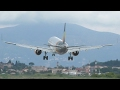 Thomas Cook Airlines Airbus A321 Landing at Corfu CFU