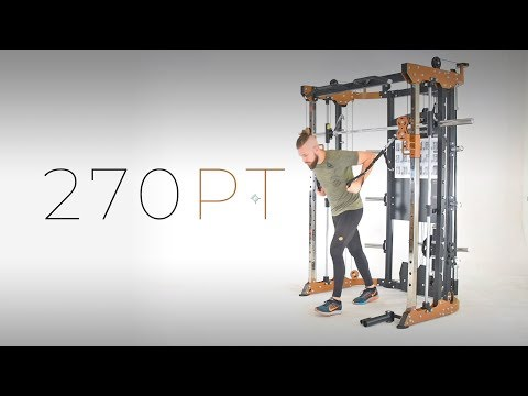 BRTUEforce® 270PT Functional Trainer 2019 - Renouf Fitness