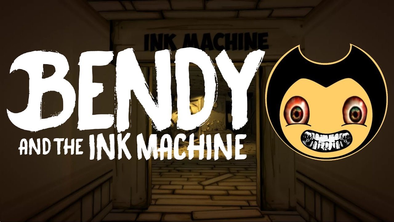 Bendy and the Ink Machine Chapter 1 | Game Play - YouTube