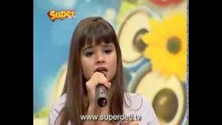 Анфиса Вистингаузен - Ангелы плачут - www.superdeti.tv
