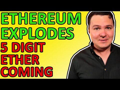 ETHEREUM PUMPING, 5 DIGIT ETHEREUM PRICE PREDICTION! ETHEREUM 2.0 NEEDED URGENTLY! Crypto News 2021