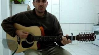 "Sidnei canta "" Batendo na porta do céu "" de Zé Ramalho."