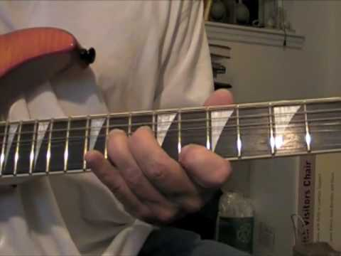 REO Speedwagon Roll With The Changes Guitar Lesson