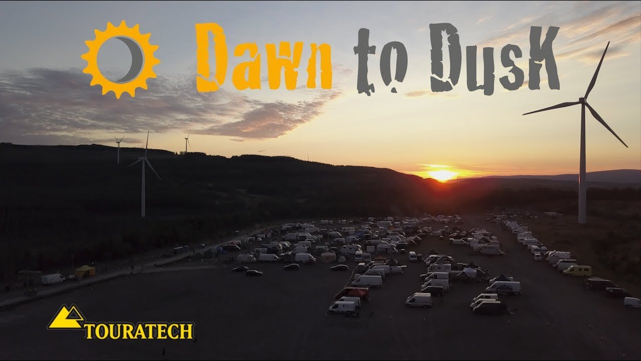 Dawn To Dusk Enduro 2017  From Walters Arena  South Wales