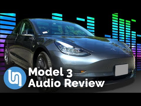 Tesla Model 3 Audio System Review Mp3
