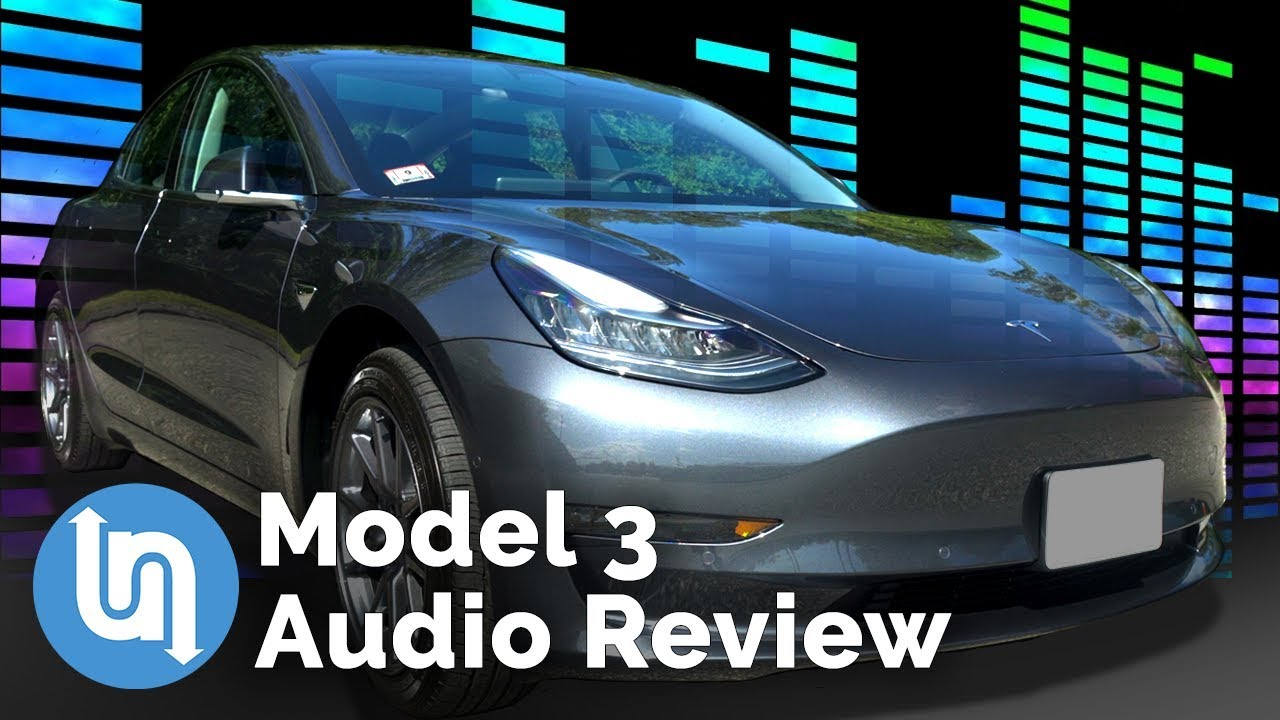 Tesla Model 3 Audio System Review — Undecided with Matt Ferrell
