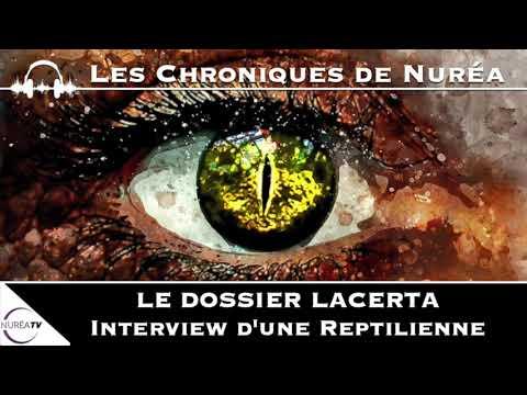 « Dossier Lacerta : Interview d'une Reptilienne » - NURÉA TV