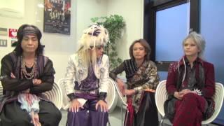 今年結成27周年を迎えたヘビーメタルバンド・GargoyleがWEEK! TVに2度目...