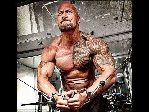 "Behind the Scenes: Dwayne ""The Rock"" Johnson HERCULES ABS Workout"