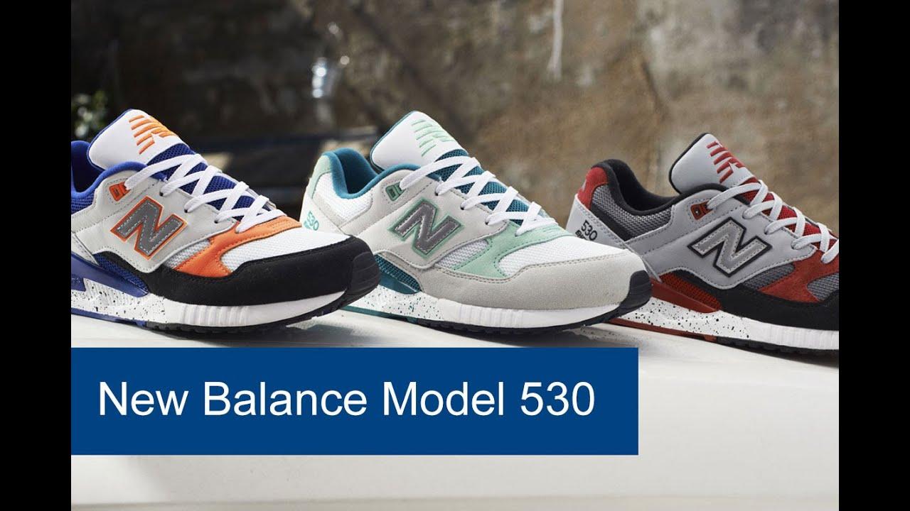 new balance modelo 530