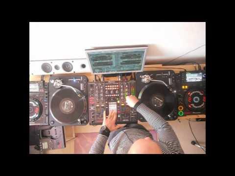 DJ Sounds Corsica mixed by DJ CΉЯIS-T part 2