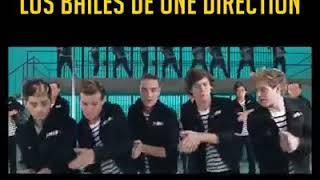 Los Bailes de One Direction