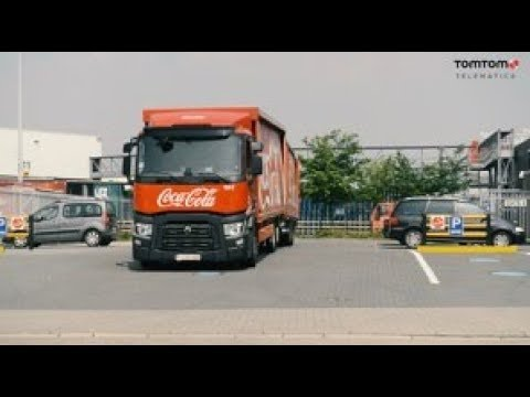 TRANSPORT.TV.ONLINE: TomTom Webfleet helpt Coca Cola chauffe