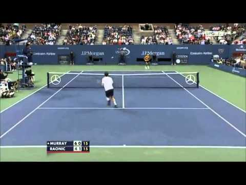 Andy Murray • Top 50 Points • Part 1