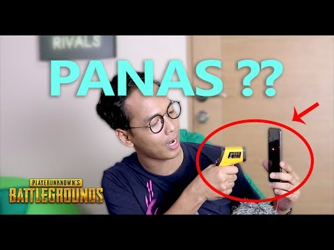 ASUS Zenfone 5 (2018): GAMING TEST!! - PUBG Mobile Indonesia