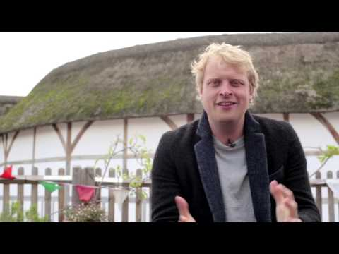 Shakespeare's Globe Executive Producer Tom Bird talks about our Container Globe!