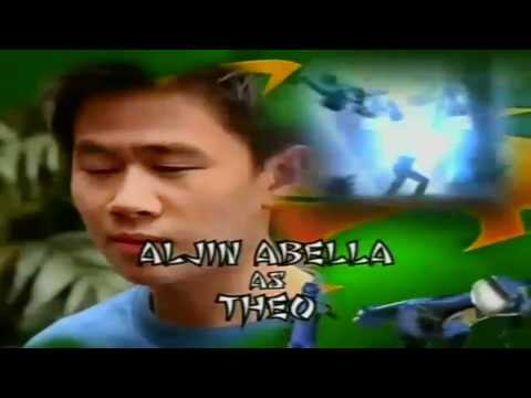Power Rangers Jungle Fury Intro - 720p HD