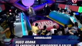 DURO DE DOMAR - VERDADERO O FALSO - HUGO ARANA - PRIMERA PARTE 16-11-12