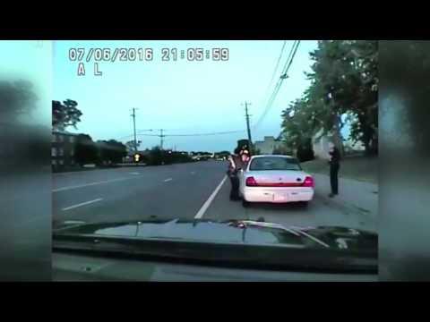Dashcam video shows officer firing shots into Philando Castile's car