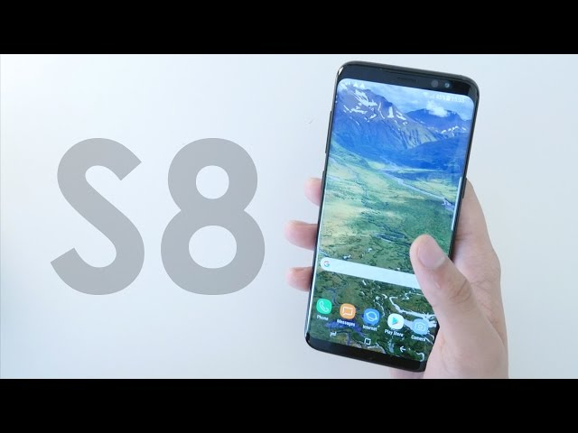 Samsung Galaxy S8 Unboxing + First Impressions!