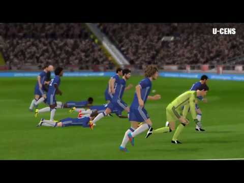 Triple Champ Chelsea DREAM LEAGUE SOCCER 2016 Diego Costa Top Goalscorer