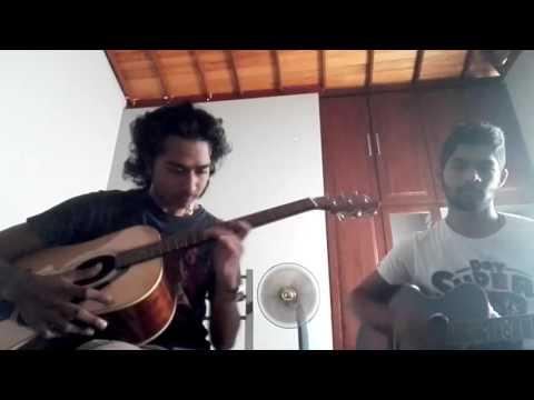Dilhani duwani instrumental cover