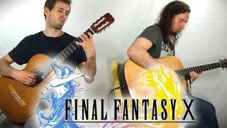 Final Fantasy X - Calm Before the Storm - Super Guitar Bros