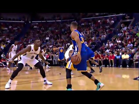 Warriors 2016-17: Game 2 VS Pelicans