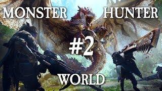 Thumbnail für Le't Play Monster Hunter World German - Beta #2 - Monster Hunter World Gameplay Deutsch