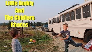 Little Buddy and the Chidlers Rhodes