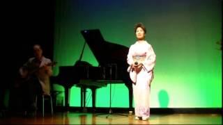 日本クラウン 八木春子 「北の芝桜」 なかの芸能小劇場