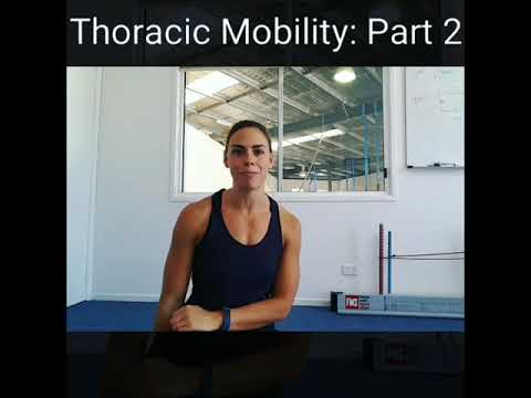 Open Book Stretch for Thoracic Mobility