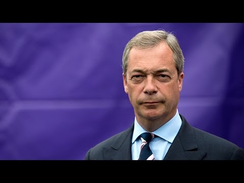 Nigel Farage - His Prophetic predictions about the EU!