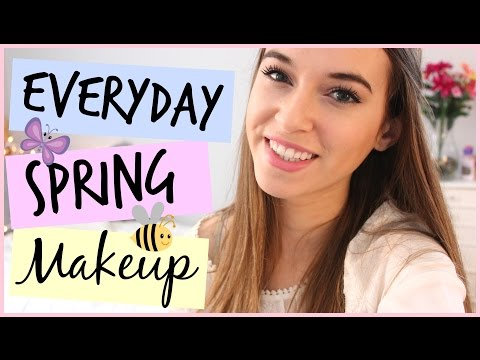 12 Everyday Makeup Looks to Switch Up Your Spring Routine