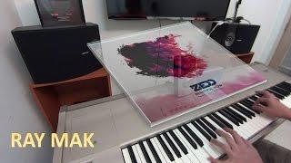 Zedd ft. Jon Bellion - Beautiful Now Piano by Ray Mak