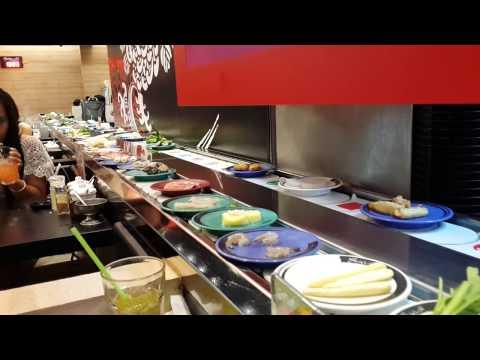 Bangkok's Oishi Buffet