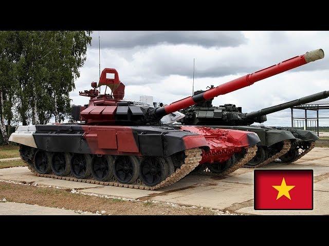 Trung Quốc đau đầu vì Việt Nam chọn Xe tăng T-90SK làm CHỦ LỰC Sức tàn phá mọi mục tiêu khủng khiếp