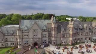 Breaffy house hotel  castlebar co.mayo ireland
