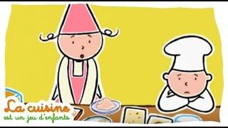 Mayonnaise - La cuisine est un jeu d'enfants