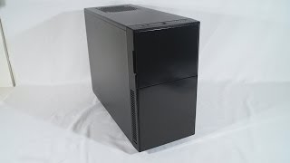 #1589 - Nanoxia Deep Silence 4 Case Video Review